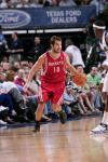 图文-[NBA]火箭72-69胜小牛斯潘诺里斯带球突破
