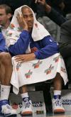 图文-[NBA]火箭97-90尼克斯马布里无奈比赛失利