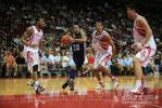 图文-[NBA]灰熊85-76负火箭小飞鼠突入火箭阵中