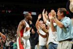 图文-[NBA]火箭107-109勇士戴维斯成新英雄