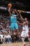 图文-[NBA]黄蜂96-102负76人梅森出手不惧严防