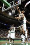 图文-[NBA]奇才105-91凯尔特人海耶斯奋力上篮