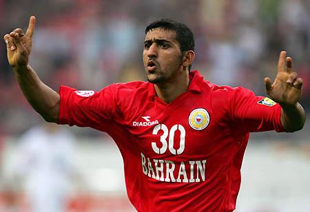 تقديم مباراة الكويت البحرين