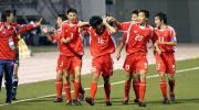 图文-[世少赛]中国1-0秘鲁邓卓翔接受祝福