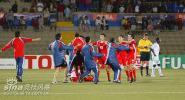 图文-国少1-1平加纳晋级八强国少取胜晋级八强
