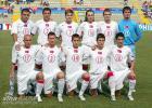 图文-国少1-1平加纳晋级八强八强战对手土耳其队