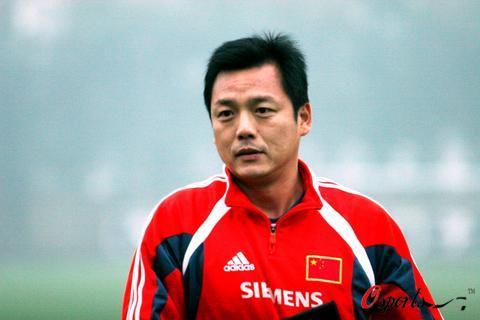 图文-国少冲刺2007世少赛郑雄率领U17香河训练