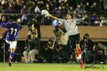 图文-中国国奥0-2负日本未能复仇王大雷空中救险