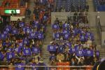 图文-中国国奥0-2负日本未能复仇日本球迷摇旗呐喊