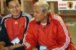 图文-中国国奥0-2负日本未能复仇杜伊不放过每个细节