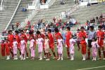 图文-[热身赛]国足0-1皇家盐湖城国足队员出场