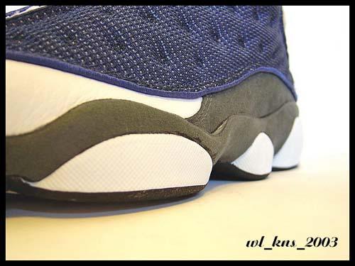 AJ迷心中永恒超经典鞋狂版主乔13复刻评测(多图)(6)