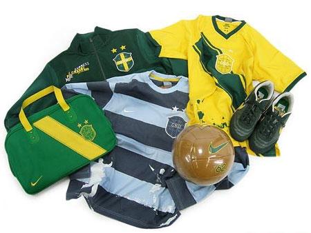 Brazil5StarCollection见证足坛霸主历程