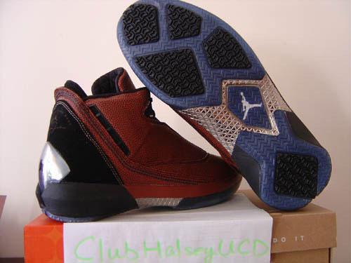 AirJordan22篮球皮面款Sample(多图)