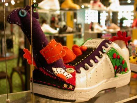 图文-台湾SneakerPimps2004炫鞋展珍品赏析(6)