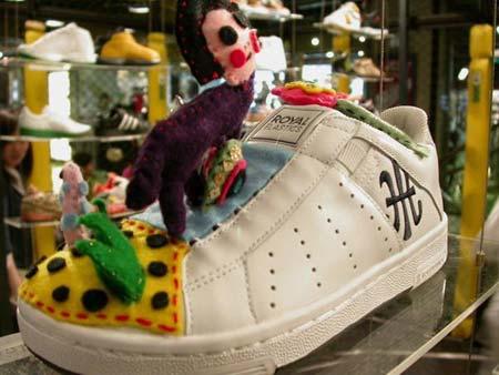 图文-台湾SneakerPimps2004炫鞋展珍品赏析(7)
