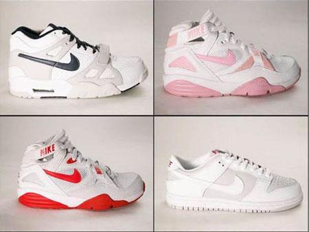 Nike最新八款Sample一览Air180在今年强势复出