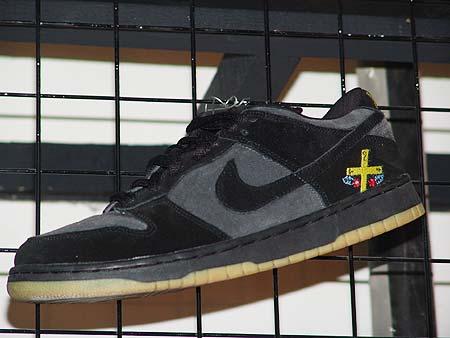 sneakerpimps名鞋聚焦众多限量捕获眼球(多图)