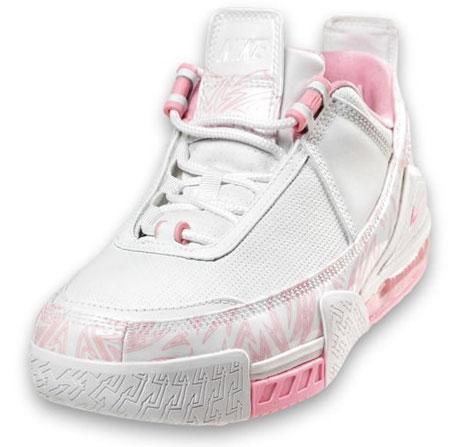 LB2LOW女士鞋款令人期待粉色诱惑再掀恬美风潮