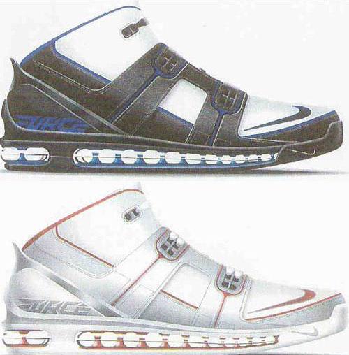 小霸王全新战靴来年发售AirTotalForceMax
