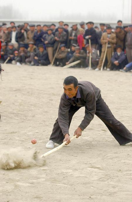 新疆喀什地区麦盖提县央塔克乡