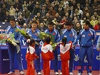 世界对中国乒球赛首回合:国乒五虎5-0大获全胜