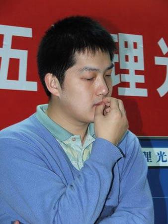 理光杯围棋赛决出八强常昊孔杰有望再度交手