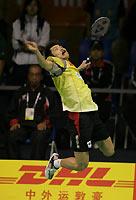 苏迪曼杯中国开门红轻取瑞典制造夺冠组唯一5比0