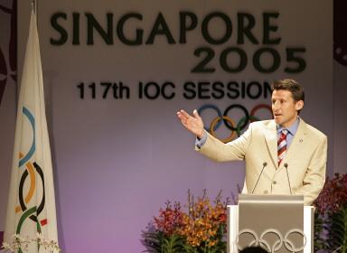 伦敦最后一轮投票胜巴黎获2012年奥运会举办权