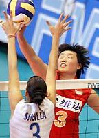 中国女排找回奥运笑容心态稳状态佳横扫巴西队