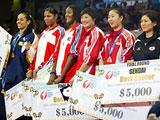 女排总决赛单项奖出炉:杨昊发球奖最佳自由人张娜