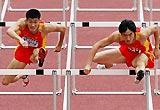 田径亚锦赛110米栏刘翔轻松夺冠史冬鹏列第二