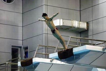 盘点田亮2005:除名引轩然大波十运夺冠峰回路转