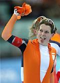 速滑3000米荷黑马力压德女皇夺冠王霏亚洲最佳