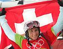 女子单板滑雪越野赛美国最后一刻丢金瑞士笑到最后