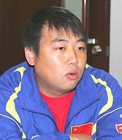 刘国梁细评五虎上将:王马可堪重任小将燥火上升