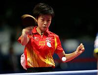 怡宁领军风范王楠逆转世乒赛中国女队豪取七连冠