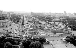 地铁10号线奥运支线全线贯通成北京最大地铁站