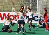 女曲世界杯-中国队出师不利首战2-3不敌英格兰队