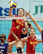世锦赛中国女排多点开花力挫欧洲新贵迎来开门红