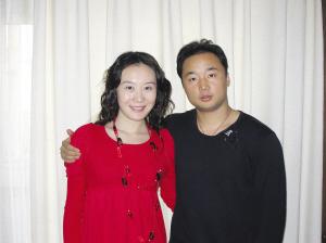 张军胡妮挑黄道吉日完婚婚宴名单讨论两个月(图)