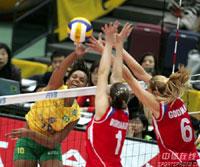 女排世锦赛俄罗斯五局苦战斩巴西时隔16年再夺冠