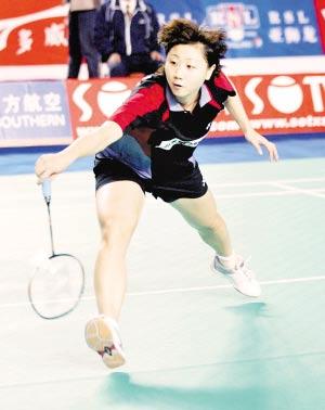 周蜜落户香港再次拿起球拍参加奥运会仍然是未知数