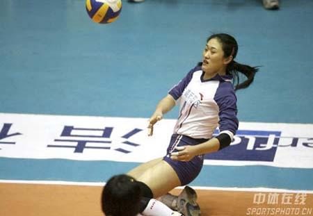 天津女排胜负手值得国家队借鉴辽宁最大软肋终致命