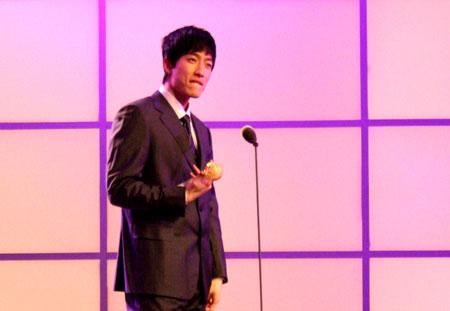 2006影响世界华人大奖出炉刘翔丁俊晖携手获奖