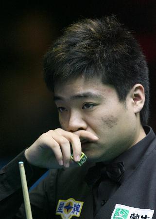 中国赛引爆世锦赛夺冠赔率震动丁俊晖火箭皆下滑