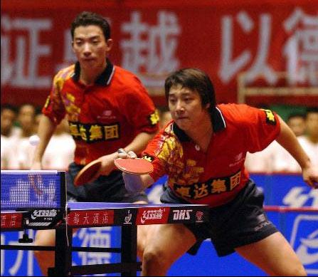 男乒国手变身日本绝对主力连夺冠军显不俗实力(图)
