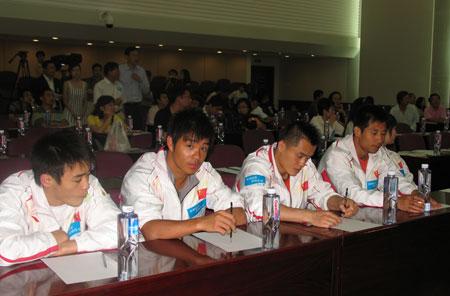 彭勃胡佳重返国际赛场跳水系列赛取代世界杯总决赛