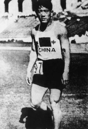"""读者建议沈阳建刘长春雕像""""奥运第一人""""向08献礼"""