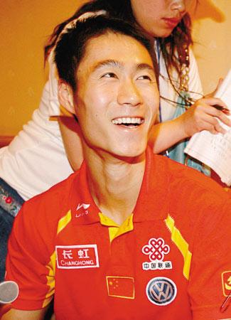 王励勤遗憾未碰波尔王楠:我现在就是国家队教练